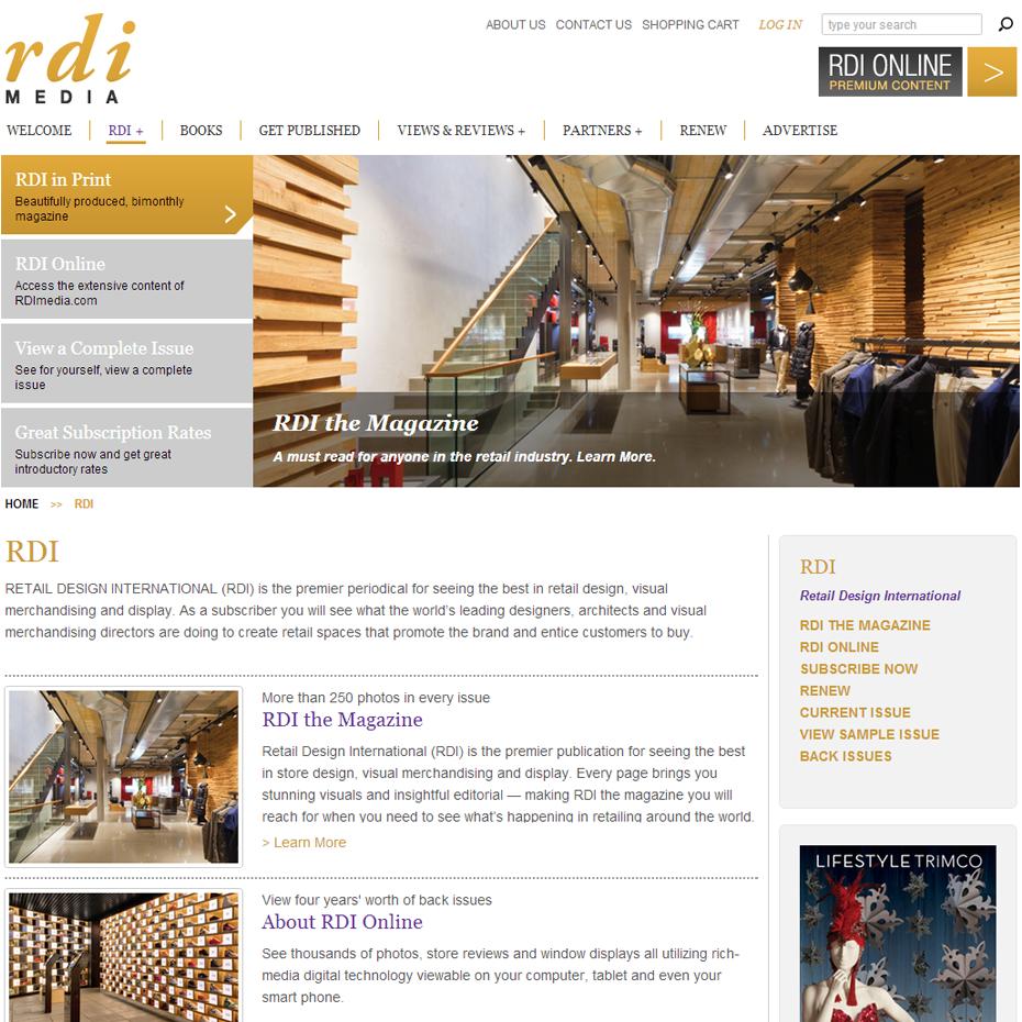 RDI Media Online