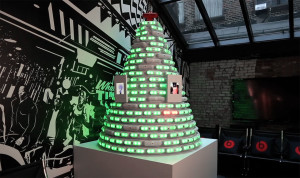 Beats Pills Xmas Tree