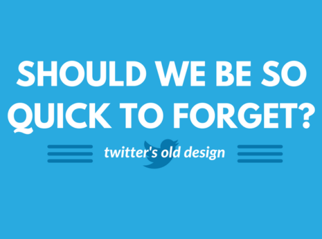 "on a blue background white text that reads ""should we be so quick to forget?"" with a subtitle overlaid over the twitter icon in a dark blue ""twitter"