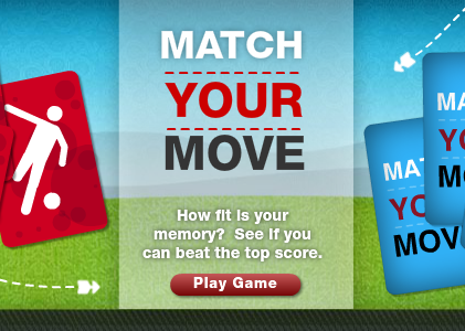 Match Your Move