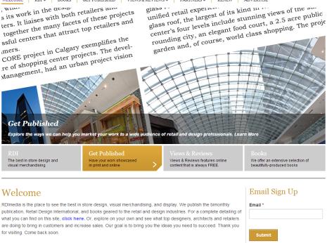 RDI Media Homepage